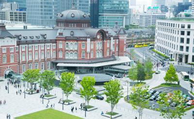 Tokyo station & around