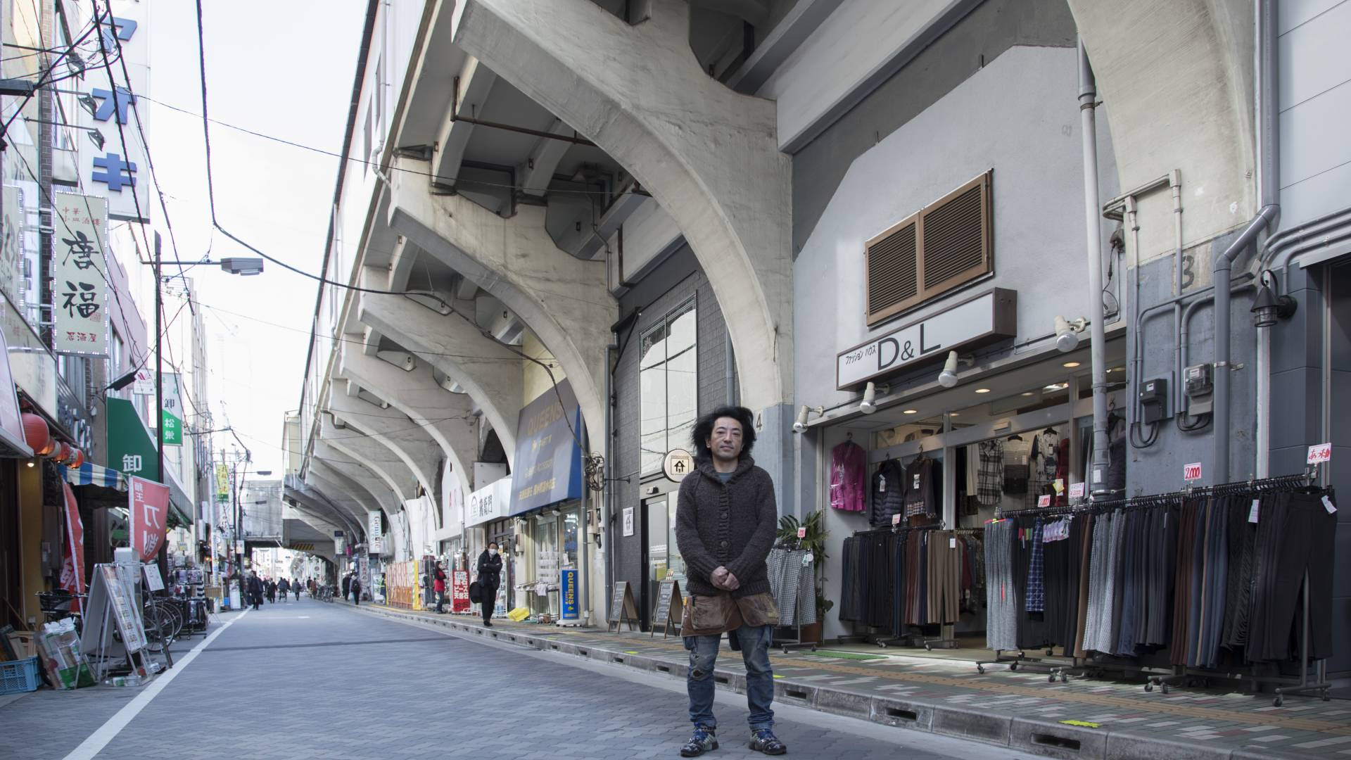 A local artisan reveals some of the secrets of Asakusabashi with