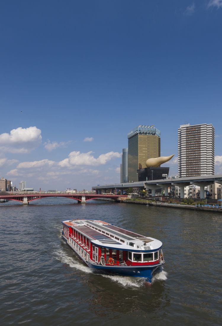 River Cruises | The Official Tokyo Travel Guide, GO TOKYO
