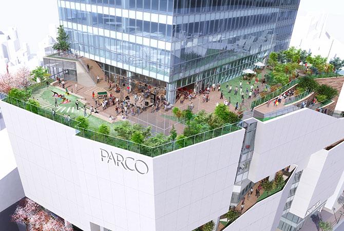 渋谷 パルコ ポケモン センター
