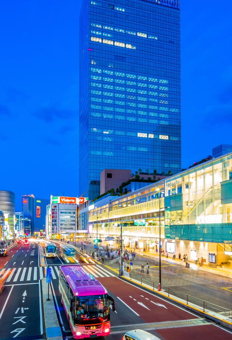 Getting Around - Travel to Tokyo | The Official Tokyo Travel
