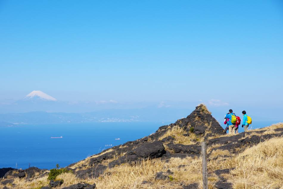 Mt  Mihara | The Official Tokyo Travel Guide, GO TOKYO