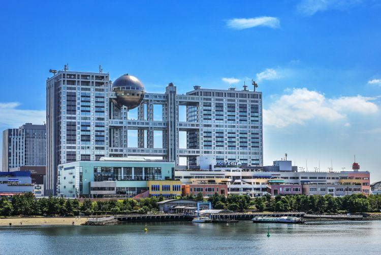 Fuji TV Headquarters | The Official Tokyo Travel Guide, GO TOKYO