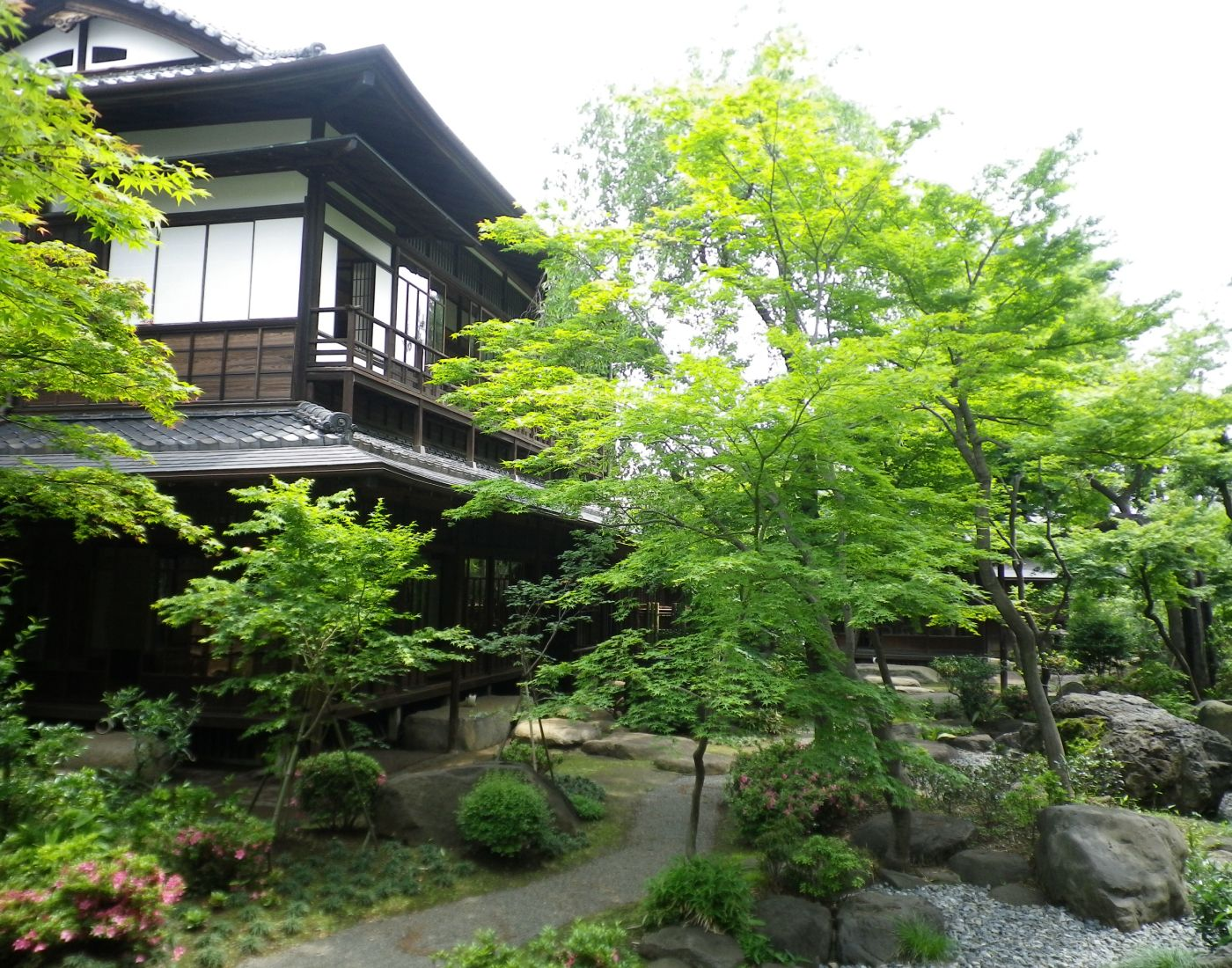The Former Kusuo Yasuda House And Garden The Official Tokyo Travel Guide Go Tokyo