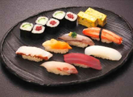 Sushi (8 pieces of nigiri)