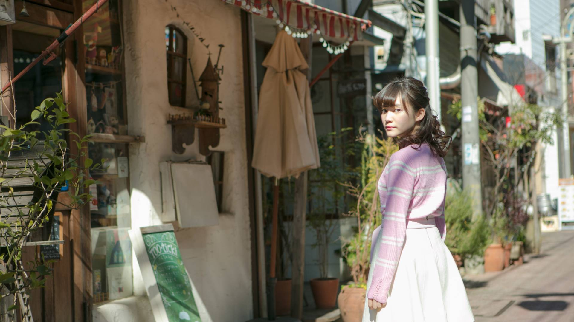 One idol's pick of culture spots in her beloved Koenji