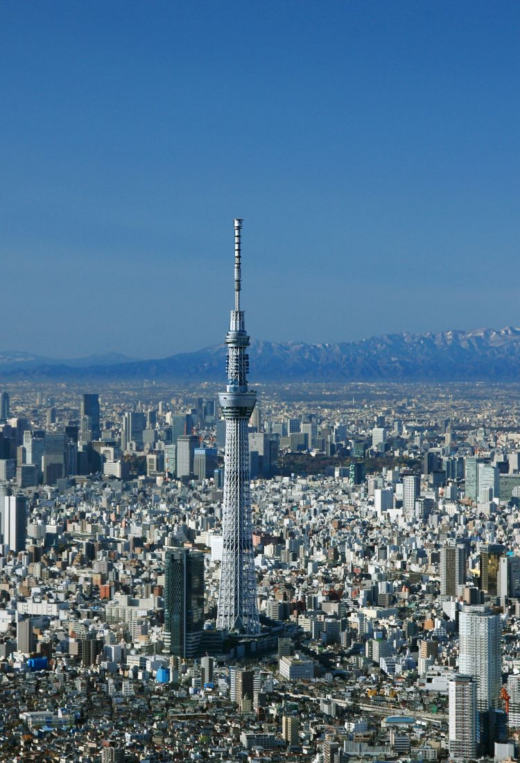 Skytree & Around750