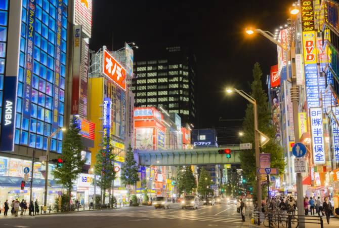 Akihabara Paradise For Manga And Anime Fans The