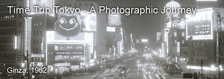 Time Trip Tokyo—A Photographic Journey