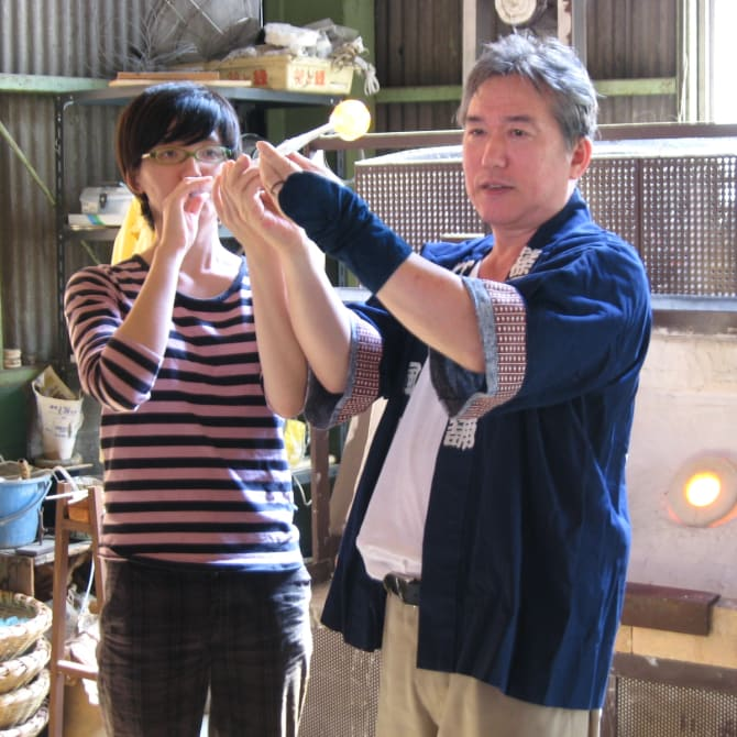 Edo Furin (Wind Bell) Making Workshop