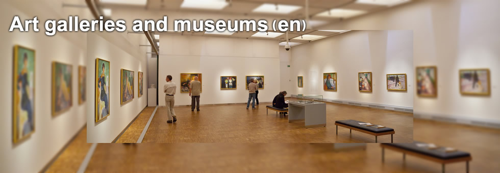 Art galleries and museums(en)