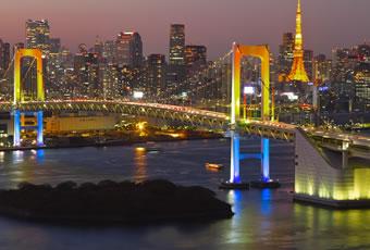 Odaiba / Portal Oficial de Turismo de Tokyo GO TOKYO