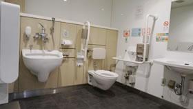 유니버설 디자인의 거리와 도쿄의 배리어프리 코스 화장실 정보 ...