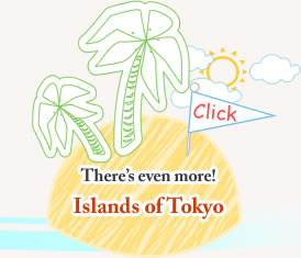 There's even more! Islands of Tokyo