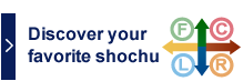 Discover your favorite shochu