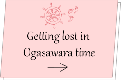 Getting lost in Ogasawara time