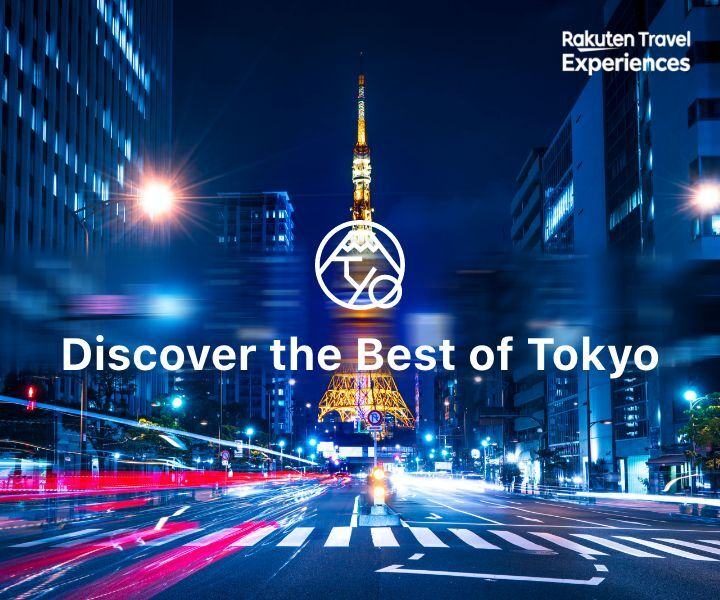 Discover the Best of Tokyo