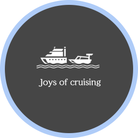 joys of cruising