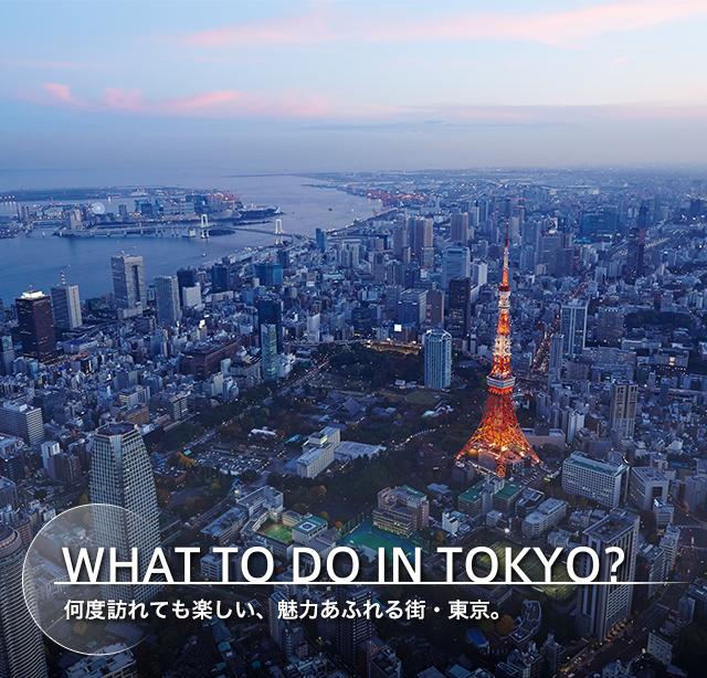 東京の観光公式サイトGO TOKYOホ...
